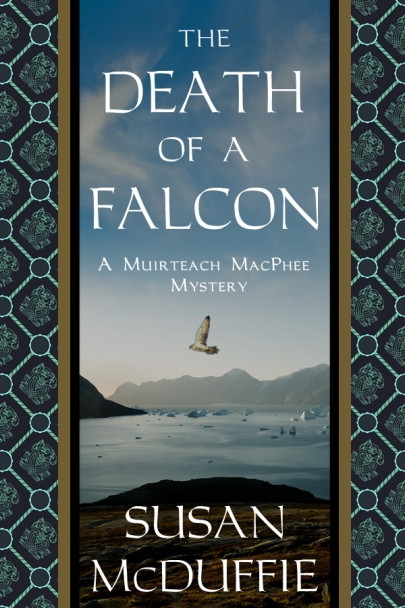 The Death of a Falcon by Susan McDuffie