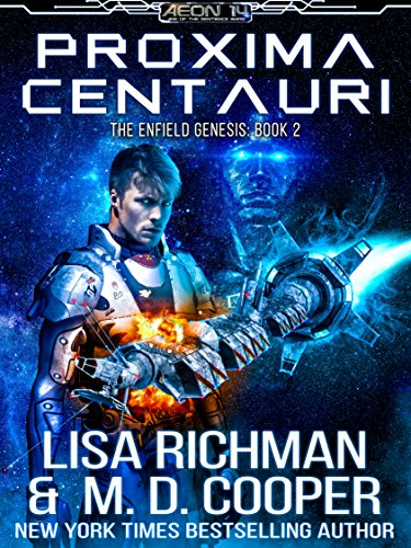 Proxima Centauri, Lisa Richman, M.D. Cooper, sci fi