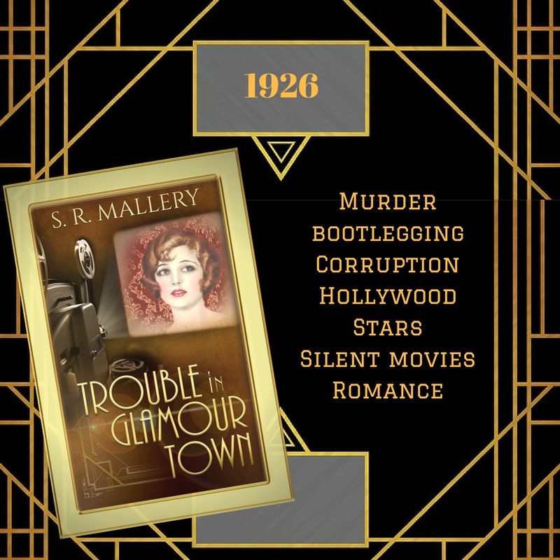 Trouble in Glamour Town by S.R. Mallery – Blog Tour and Book Spotlight with a Giveaway