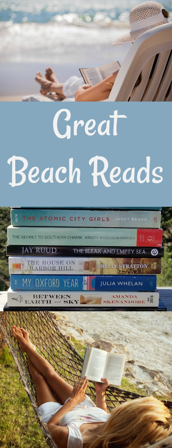 great beach reads, good books to read