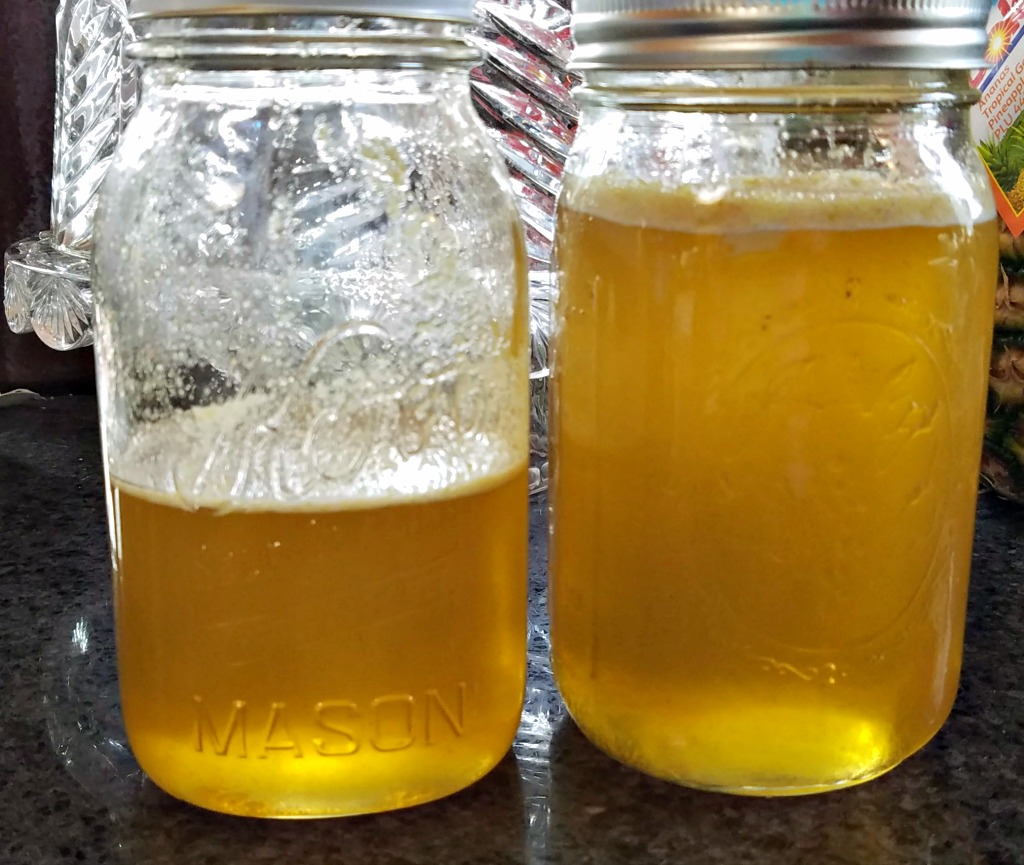 How to Extract Honey from Your Bee Hive and Other Farm Fun from This Week