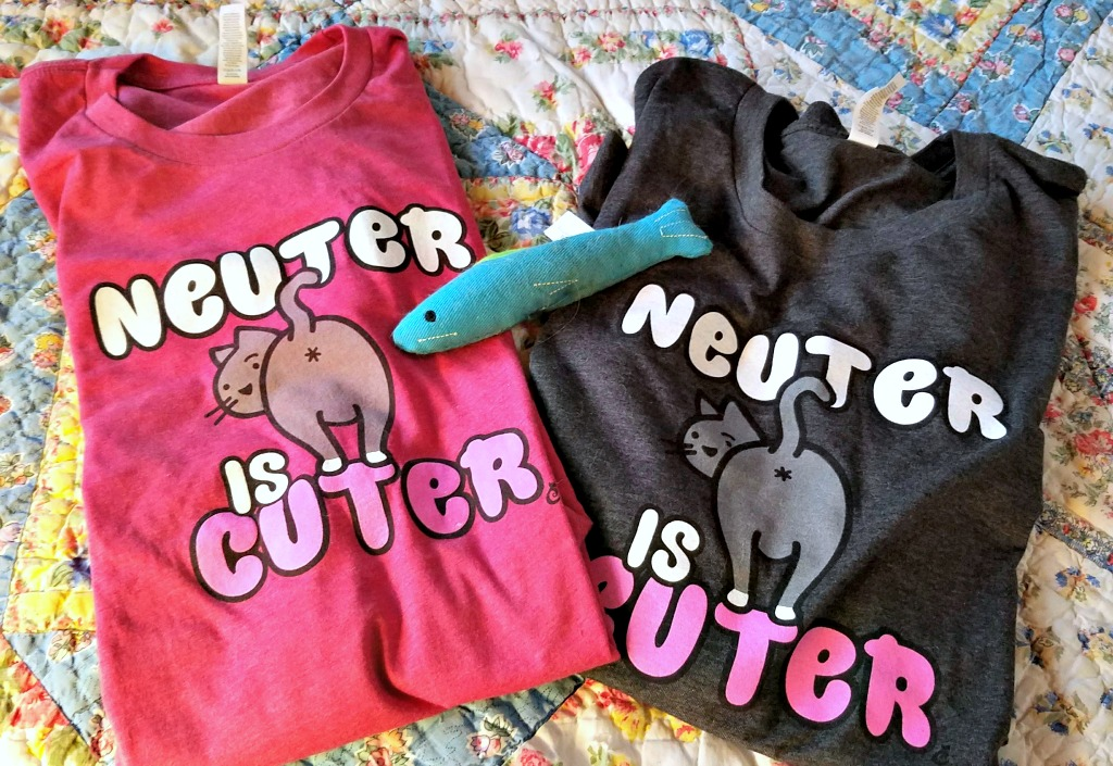 Spay or Neuter Your Pet – The Farm Cats Agree, Neuter is Cuter
