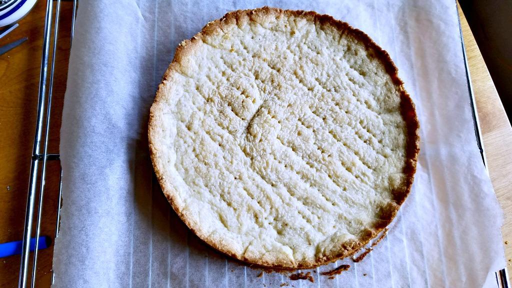 turtle shortbread cookie tart recipe, turtle shortbread, shortbread