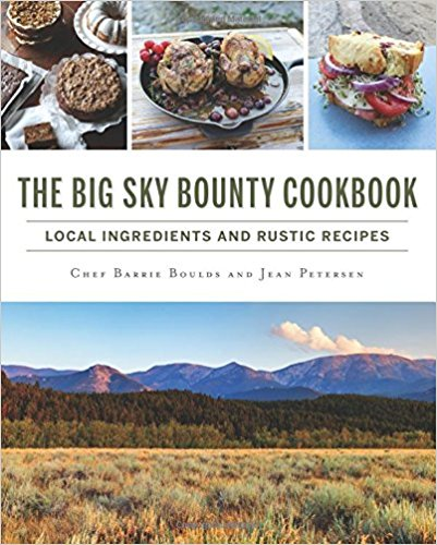 Big Sky Bounty Cookobook, AD