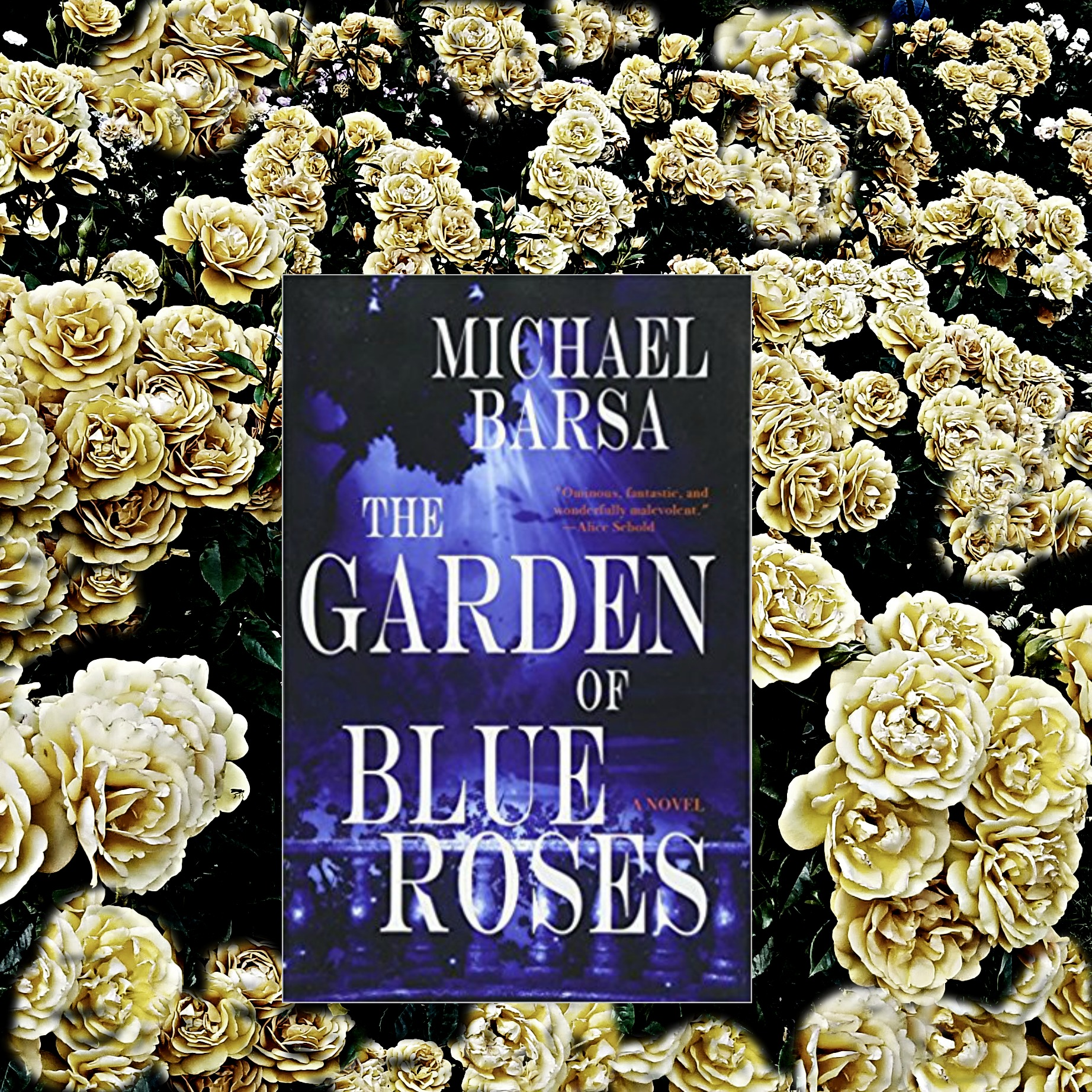 The Garden of Blue Roses by Michael Barsa – Blog Tour, Book Review and Giveaway