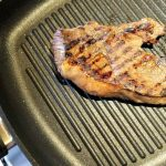 Father's Day Dinner and Gift Ideas – Swiss Diamond XD Grill Pan and Kebabs by Derrick Riches and Sabrina Baksh