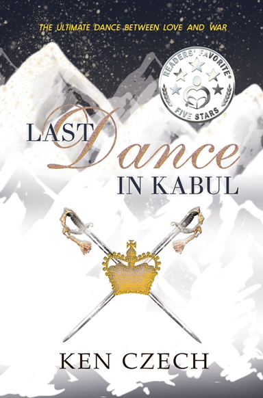 Last Dance in Kabul by Ken Czech