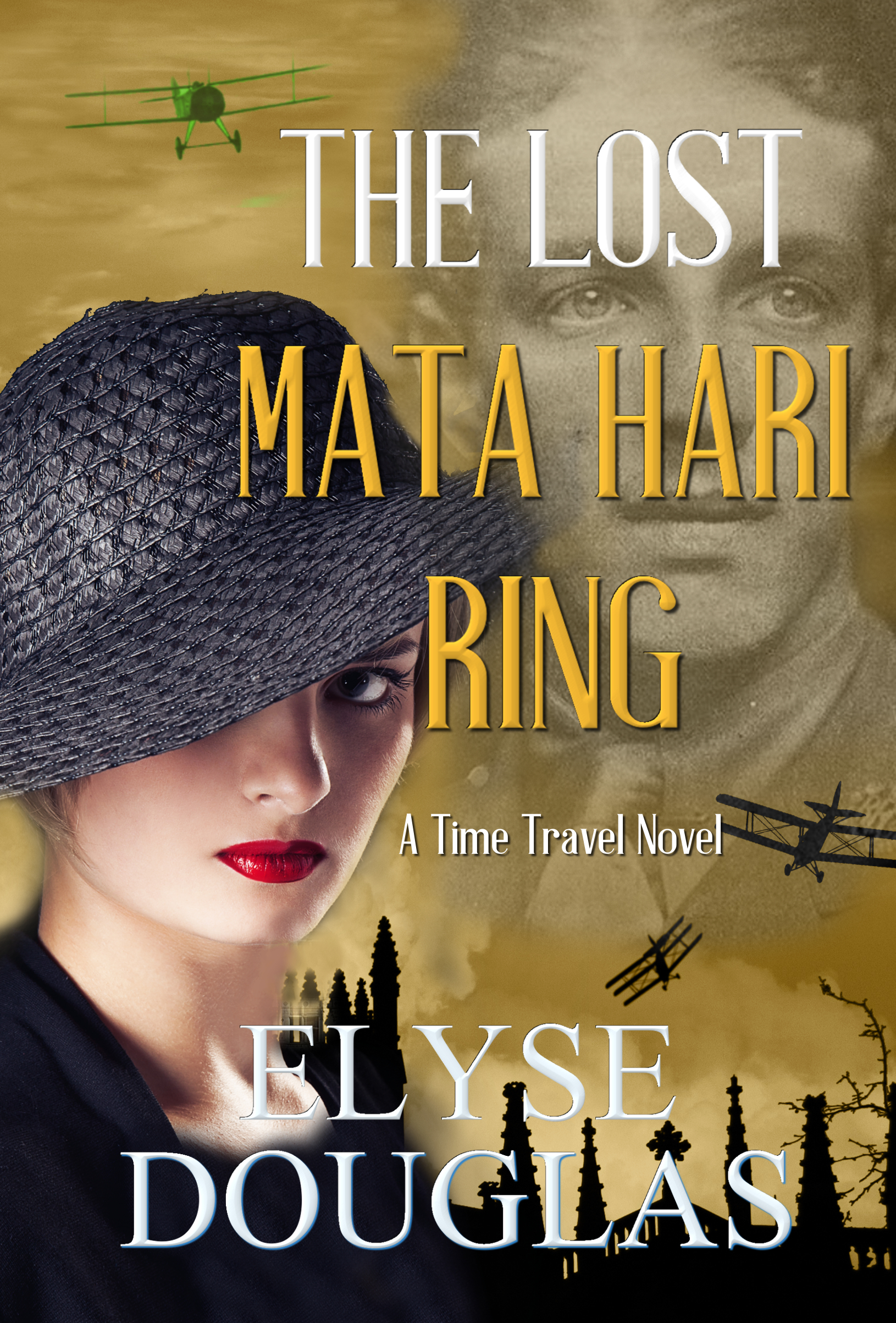 The Lost Mata Hari Ring by Elyse Douglas – Blog Tour, Book Review and Giveaway