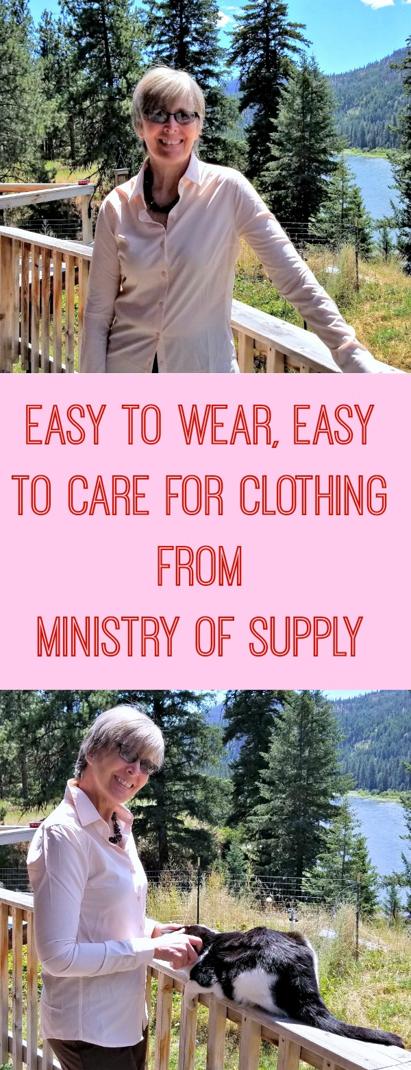 Easy to wear clothing, innovation clothing, Ministry of Supply, AD