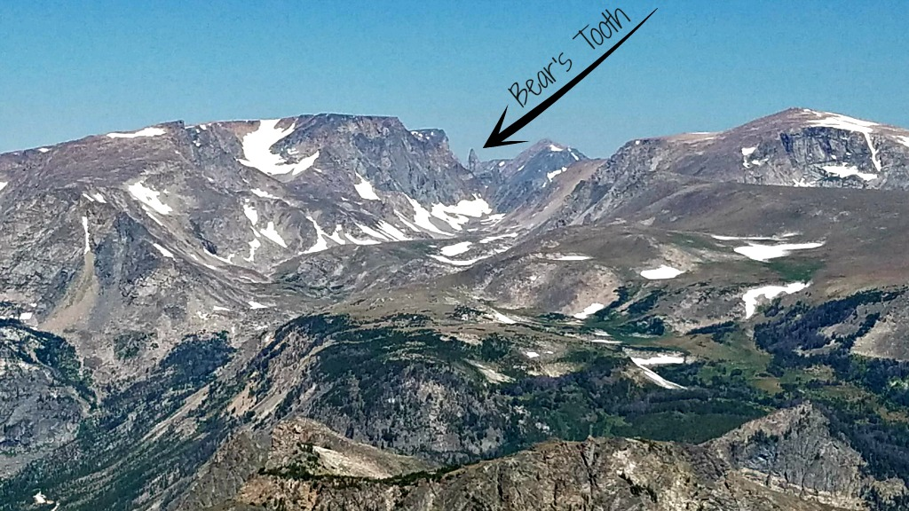 Beartooth Highway, Beartooth Pass, Beautiful Drives in Montana, National scenic highway, Bear's Tooth