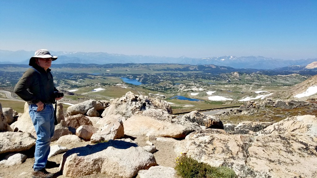 All American Road, the Beartooth Highway, scenic highway,