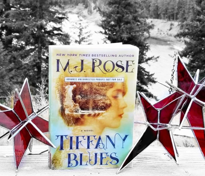Tiffany Blues by M.J. Rose – Blog Tour and Book Review with Giveaway