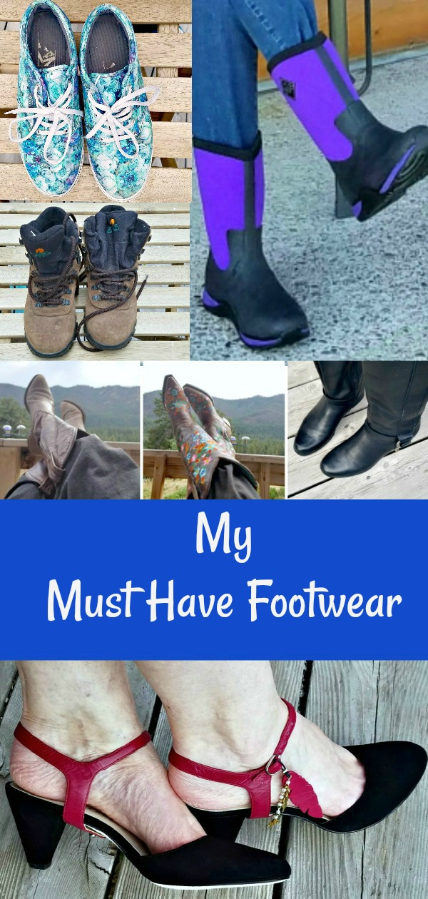 Must Have Footwear, AlterreNY, interchangeable footwear, AD