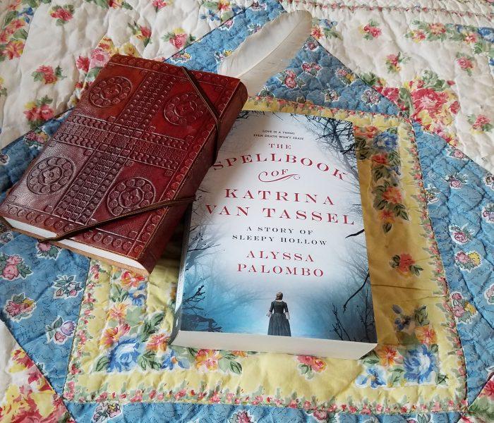 The Spellbook of Katrina van Tassel by Alyssa Palombo – Book Review