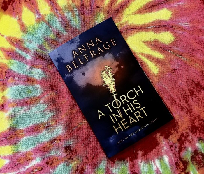 A Torch in His Heart by Anna Belfrage – Blog Tour and Book Review with a Giveaway