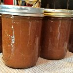 canning tomato recipes, apple barbecue sauce,