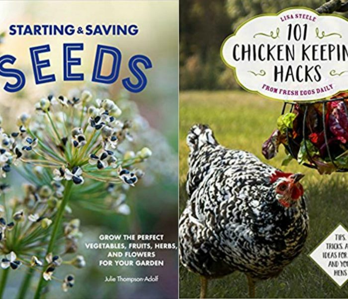 Hobby Farming Library – Two Books for Small Farmers