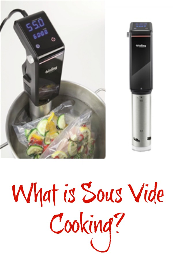 sous vide cooking, cooking sous vide, Frieling, AD