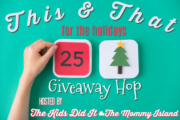 This & That Giveaway Hop, cat lovers gift prize package