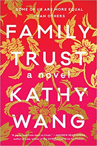 Family Trust by Kathy Wang – Blog Tour and Book Review