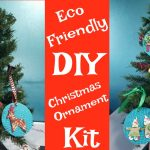 eco friendly DIY Christmas Ornaments, Heart of Wildlife, AD