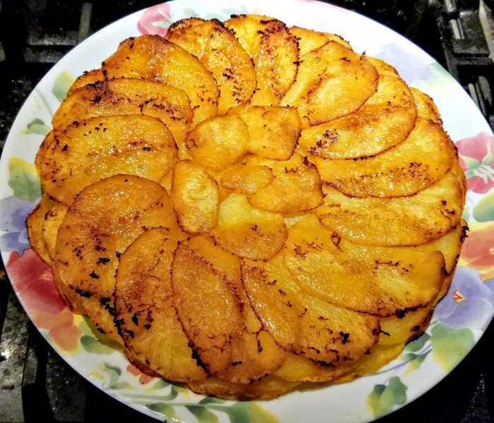 Make Ahead Side Dish – A French Classic, Potatoes Anna