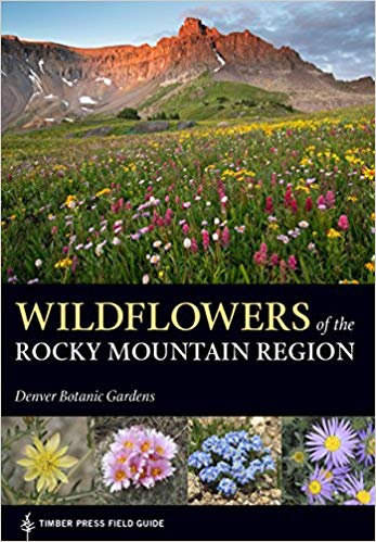 Wildflowers of the Rocky Mountain West, wildflowers, gift idea, AD