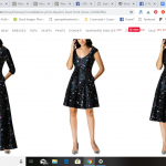 Custom Fashion from eShakti – Now You Can See Your Custom Edits