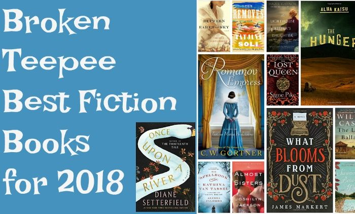 Broken Teepee Best Books of 2018 – Fiction