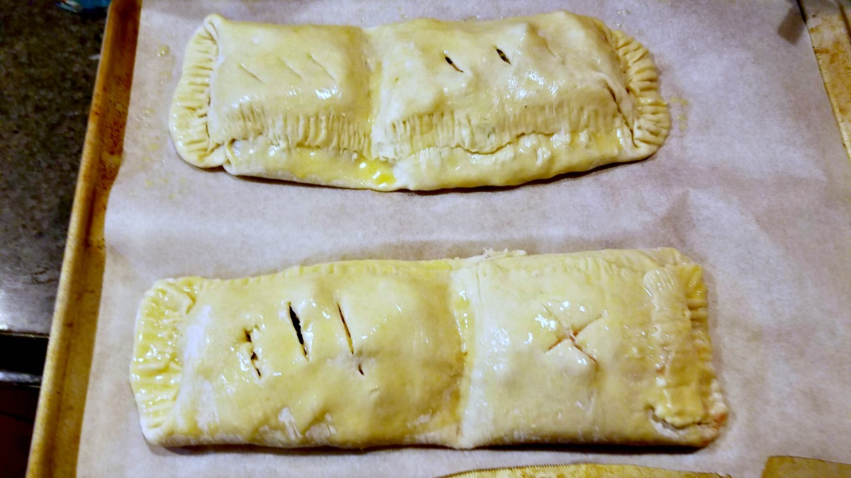 Bedfordshire Clanger, clanger, Great British Baking Show Bakealong