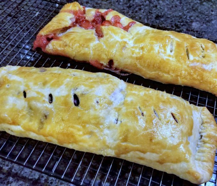Bedfordshire Clanger – Lunch or Dinner and Dessert in One