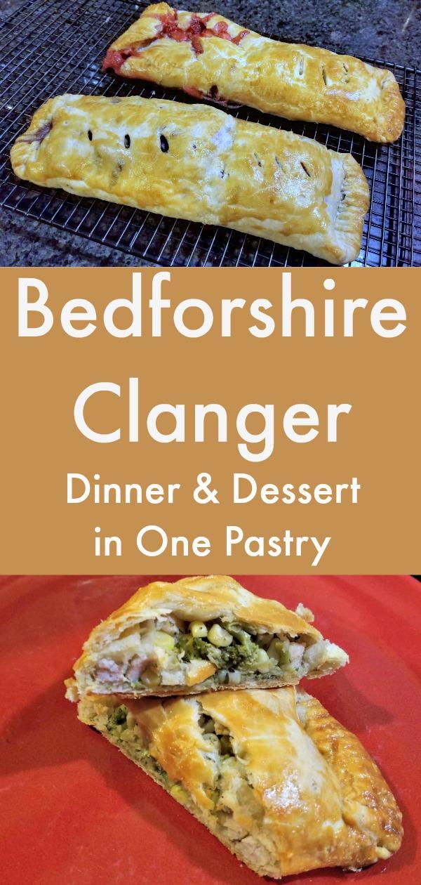 Bedfordshire Clanger, clanger, Great British Baking Show Bakealong