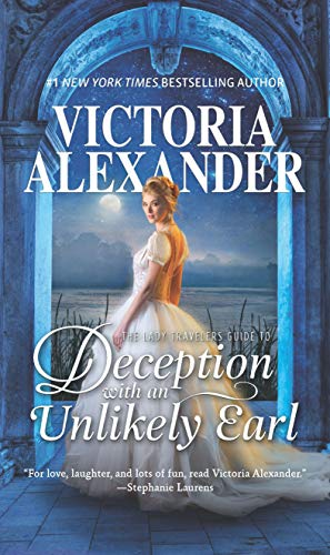 The Lady Traveler's Guide to Deception of an Unlikely Earl by Victoria Alexander – Blog Tour and Excerpt