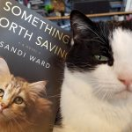 Something Worth Saving by Sandi Ward – Blog Tour and Book Review
