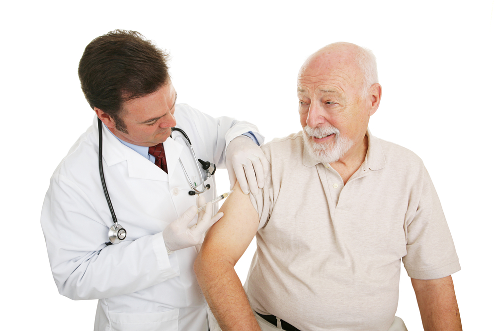 flu shot, myshot, IC, AD