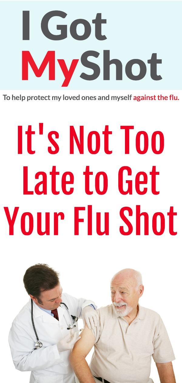 flu shot, myshot, IC, AD