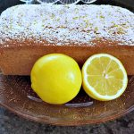 Celebrating Friendship with Lemon Pound Cake