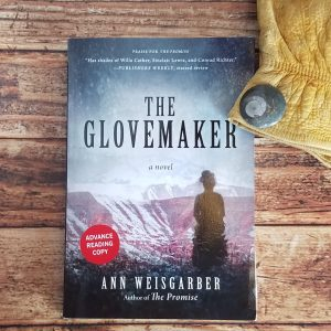 The Glovemaker by Anne Weisgarber