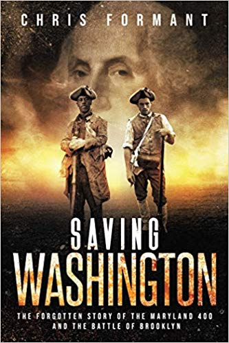 Saving Washington by Chris Formant – Book Spotlight