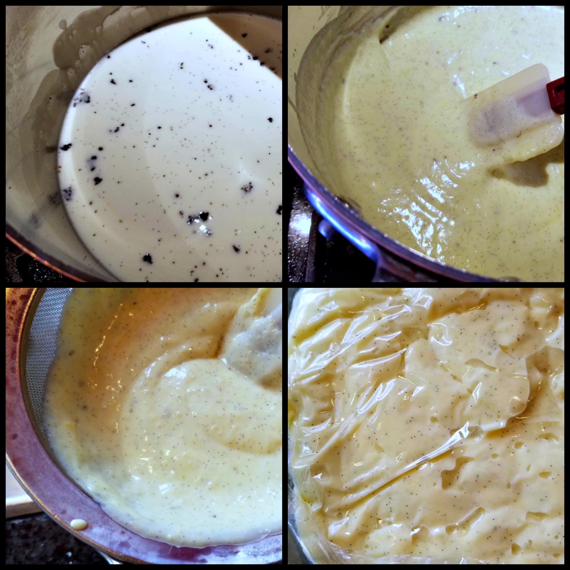 celebration dessert, puits d'amours