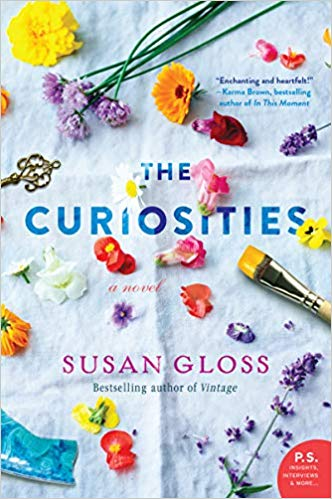 The Curiosities by Susan Gloss – Blog Tour and Book Review
