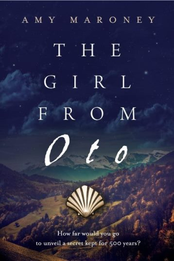 The Girl from Oto by Amy Maroney – Blog Tour and Book Spotlight with Giveaway