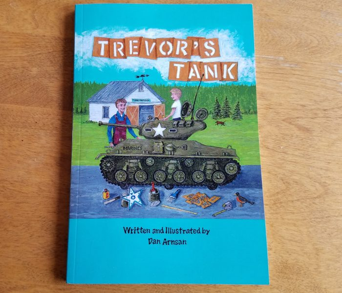 Trevor's Tank by Dan Arnsan – Book Spotlight with Giveaway