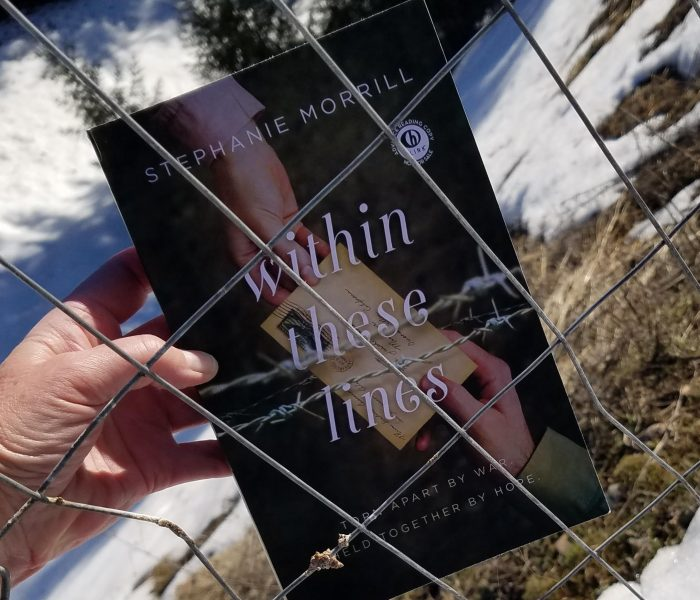 Within These Lines by Stephanie Morrill – Blog Tour and Book Review