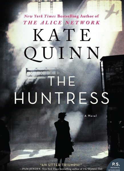 The Huntress by Kate Quinn – Blog Tour and Book Review