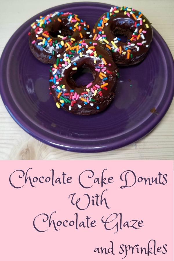 chocolate cake donuts, chocolate glaze, great british bake off bakealong