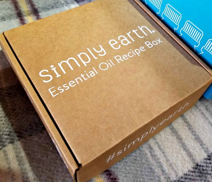A Natural Home with Simply Earth Essential Oils