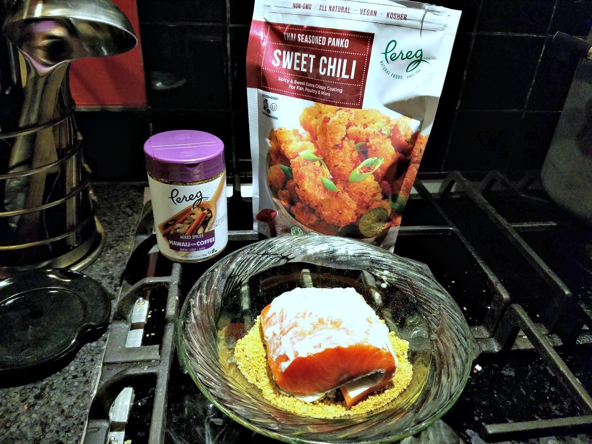 easy salmon recipe, salmon recipe, spicy salmon recipe Ad