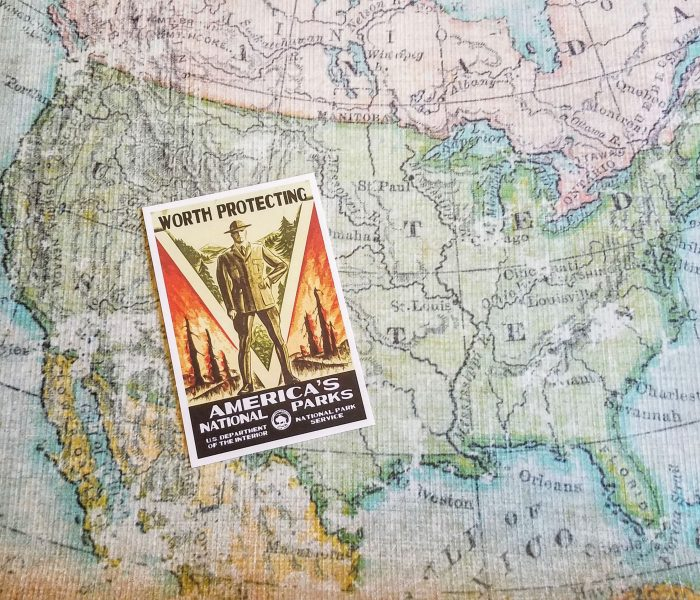 National Park Posters Celebrate Our American Heritage