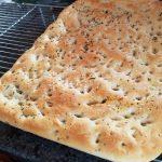 garlic rosemary focaccia bread, focaccia bread recipe